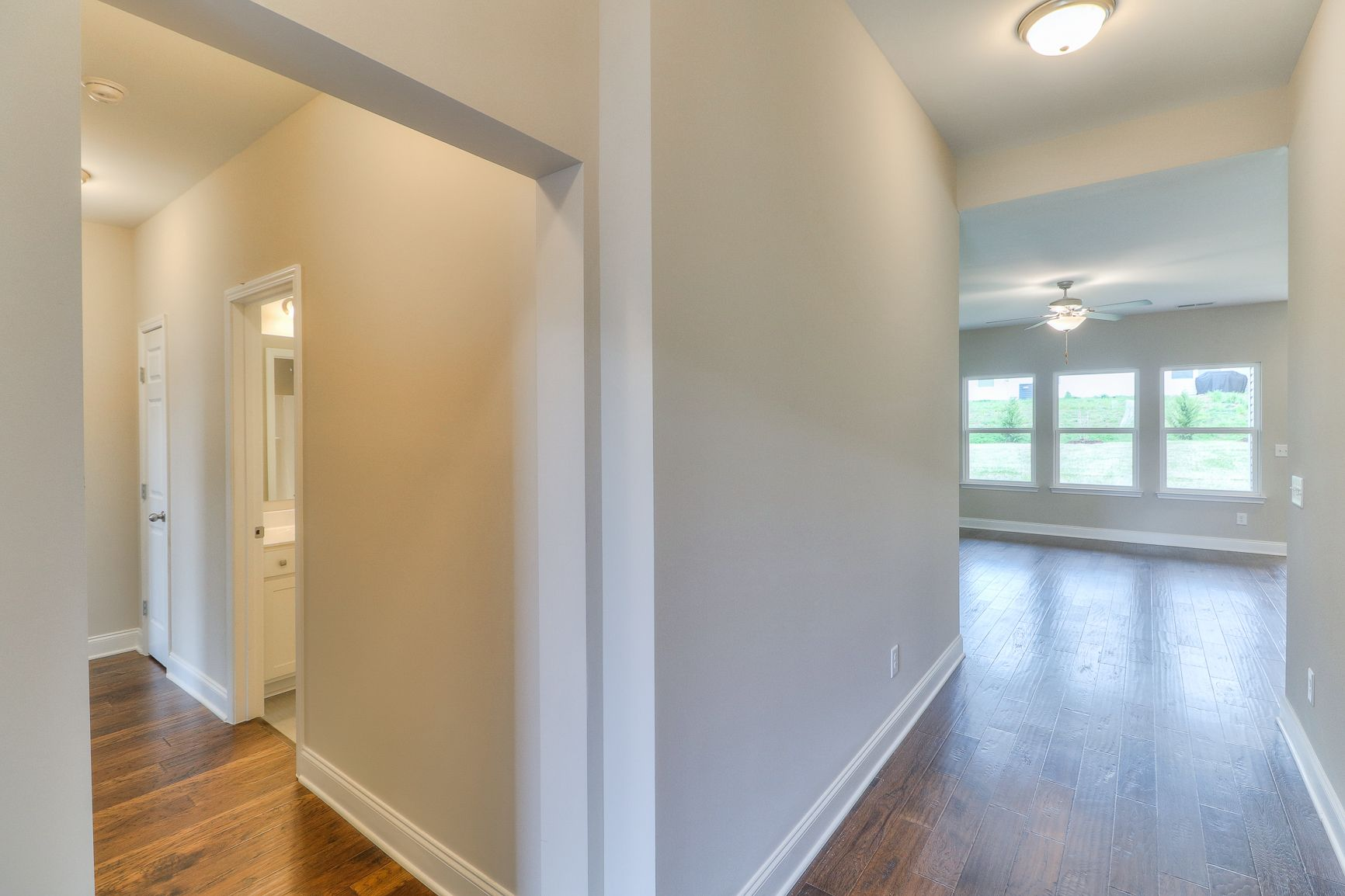Living Area featured in The Donelson By Goodall Homes in Chattanooga, TN