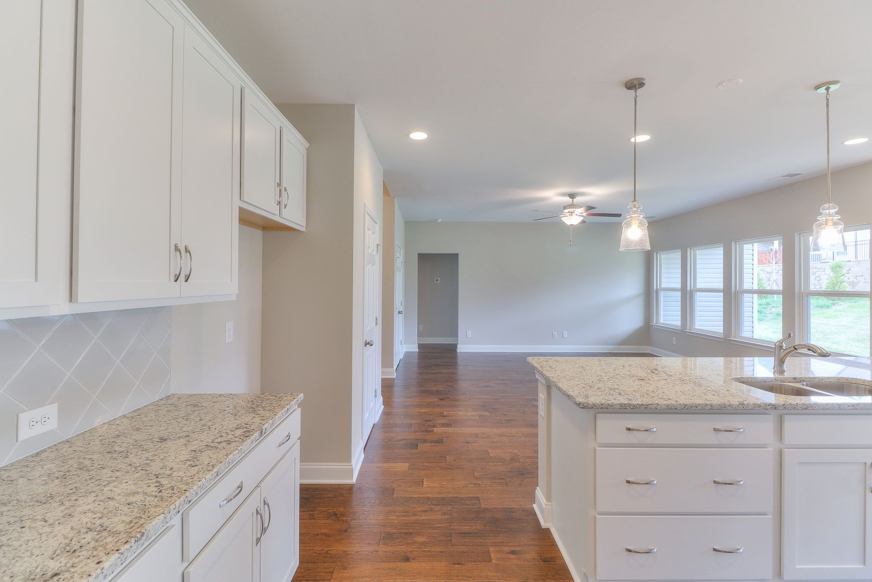 Kitchen featured in The Donelson By Goodall Homes in Chattanooga, TN