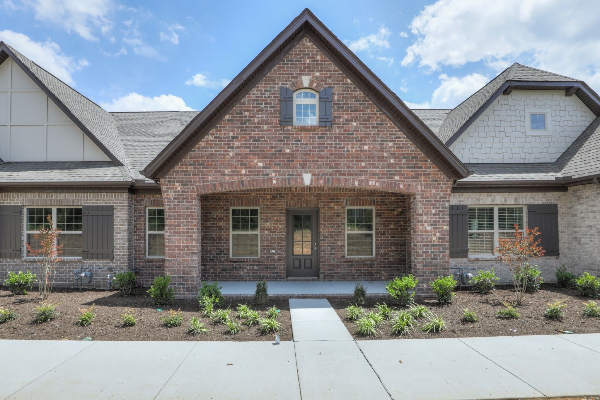 Exterior featured in The Waverleigh Courtyard Cottage By Goodall Homes in Knoxville, TN