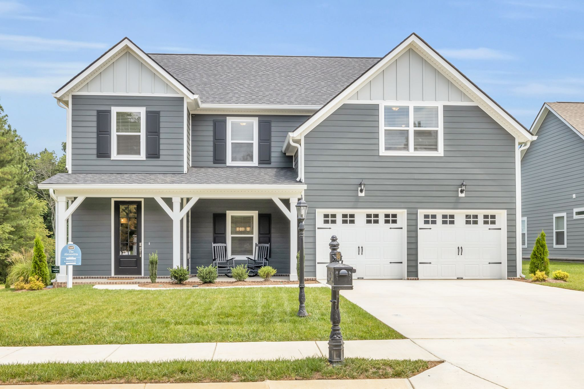 Exterior featured in The Alexandria By Goodall Homes in Owensboro, KY