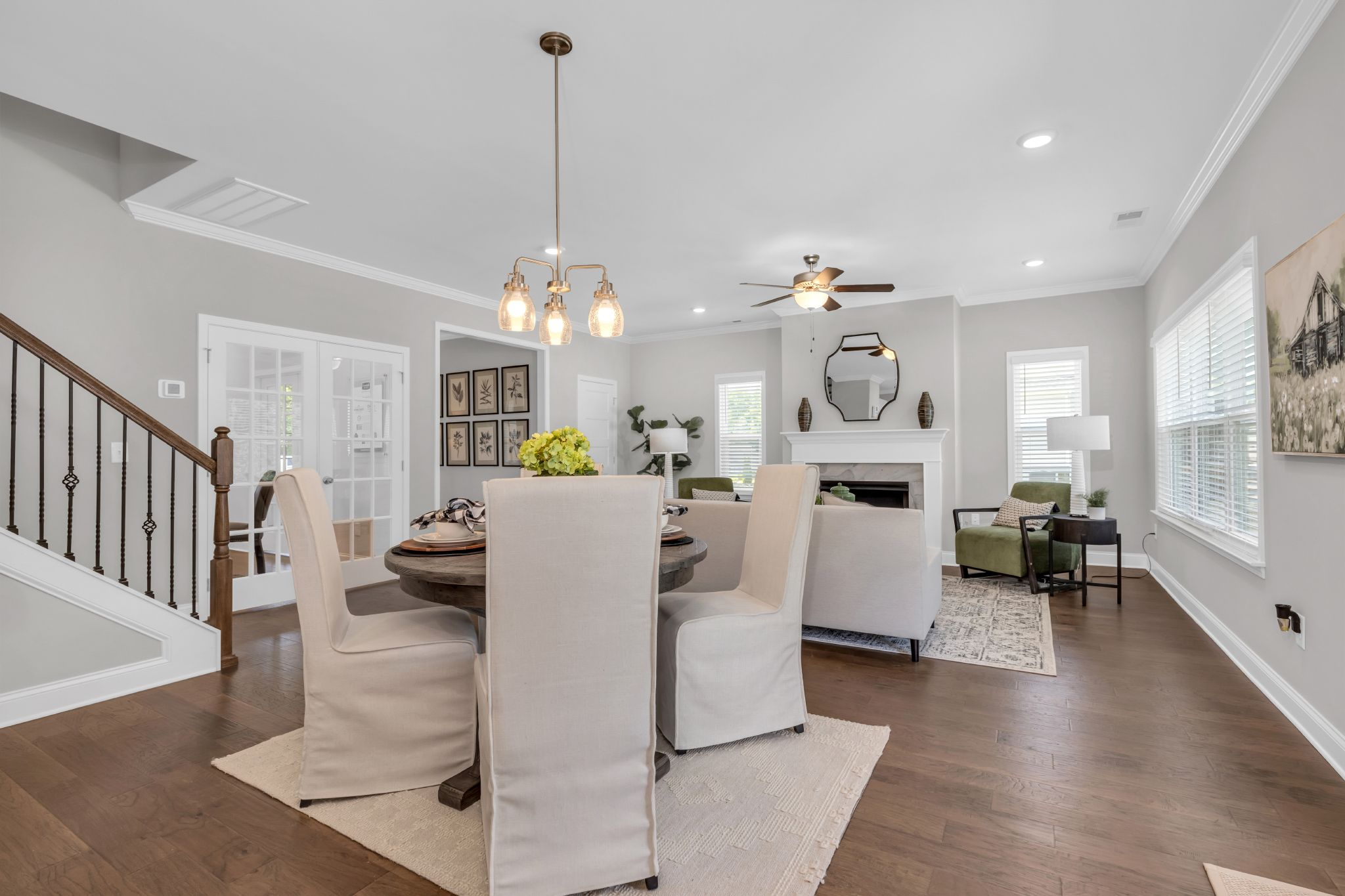Living Area featured in The Alexandria By Goodall Homes in Knoxville, TN