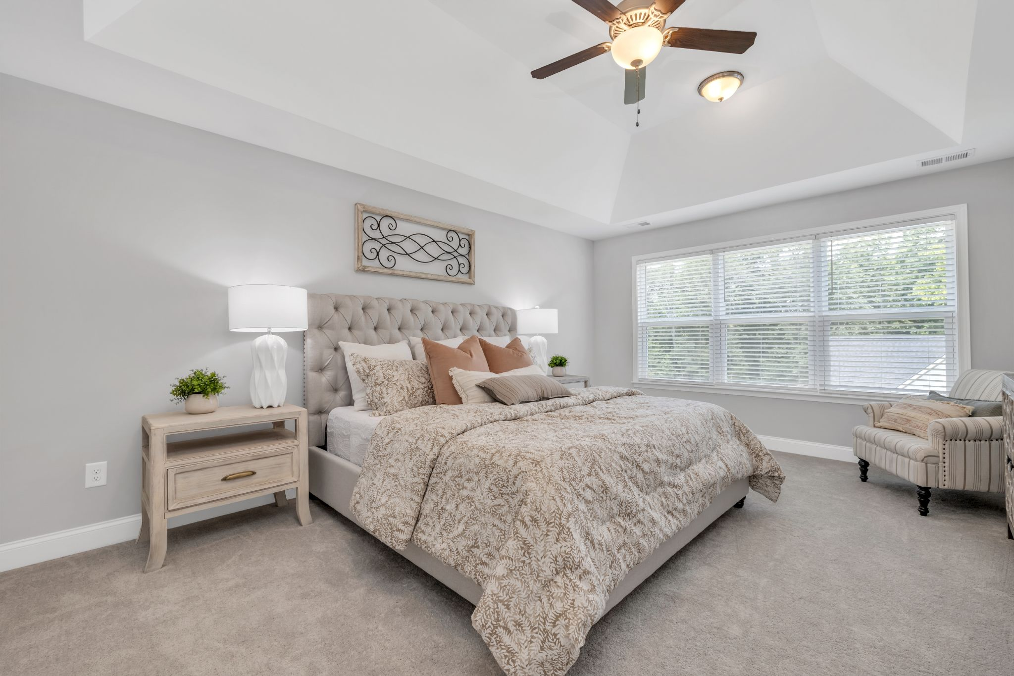 Bedroom featured in The Alexandria By Goodall Homes in Knoxville, TN