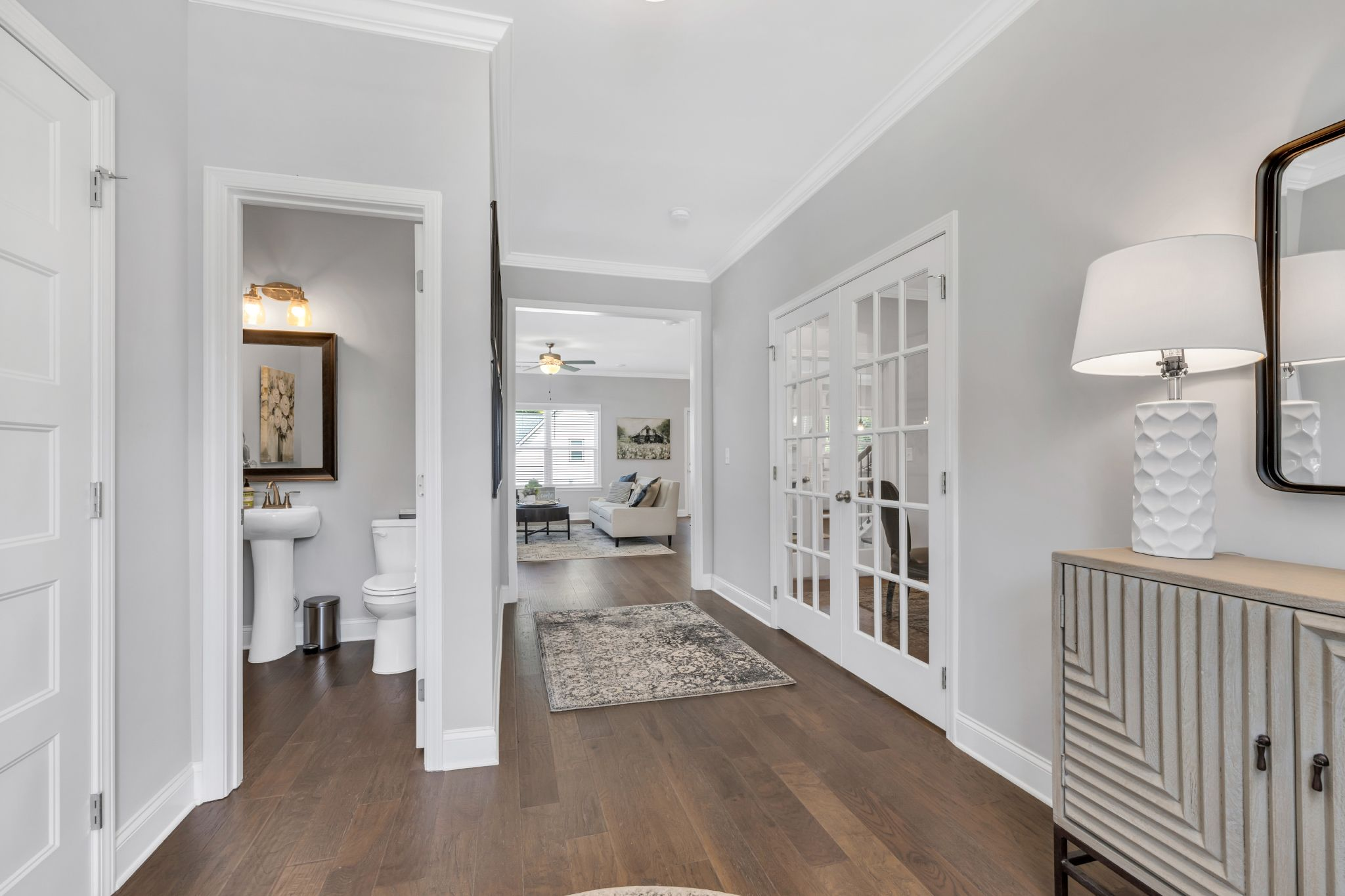 Living Area featured in The Alexandria By Goodall Homes in Owensboro, KY