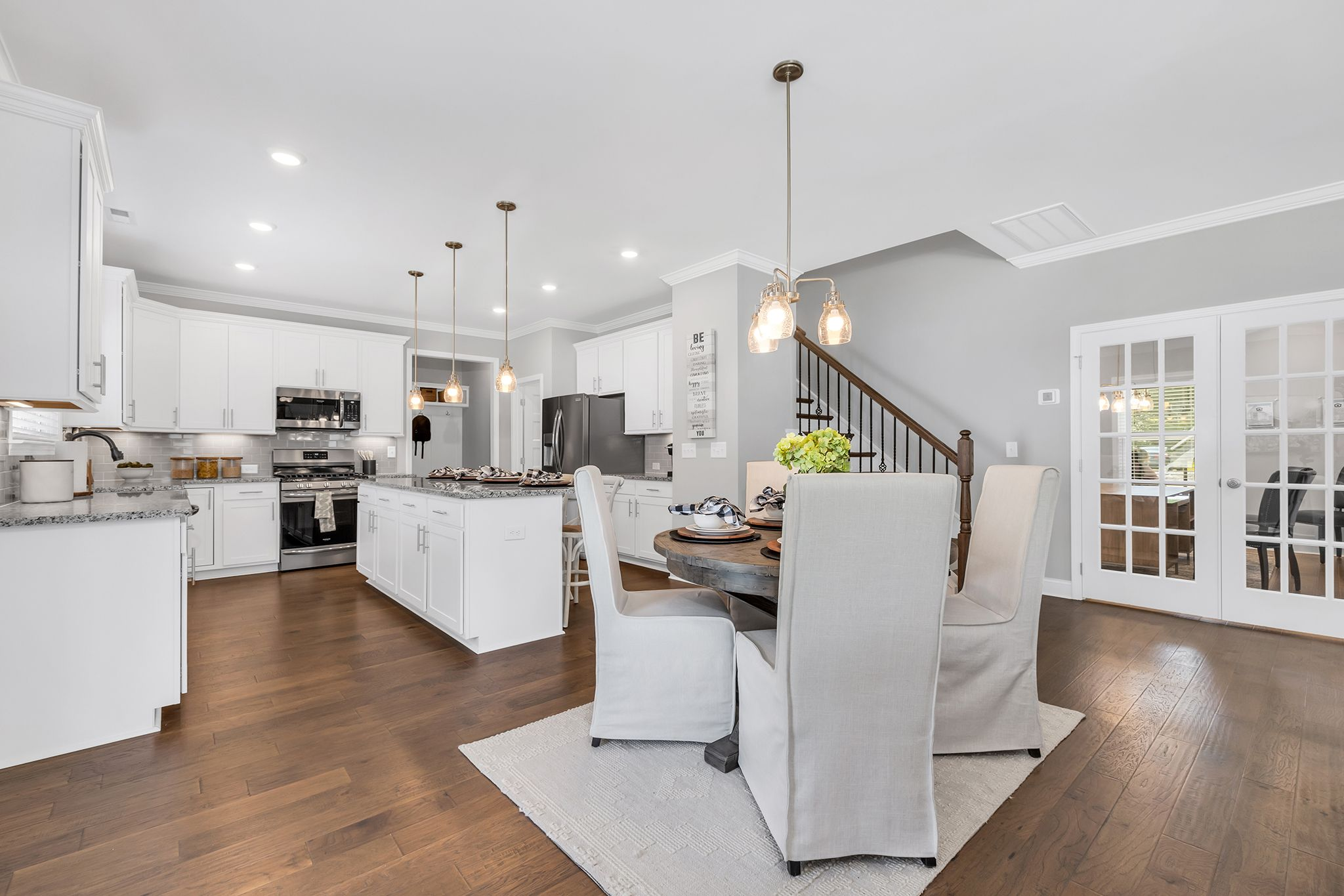 Kitchen featured in The Alexandria By Goodall Homes in Knoxville, TN