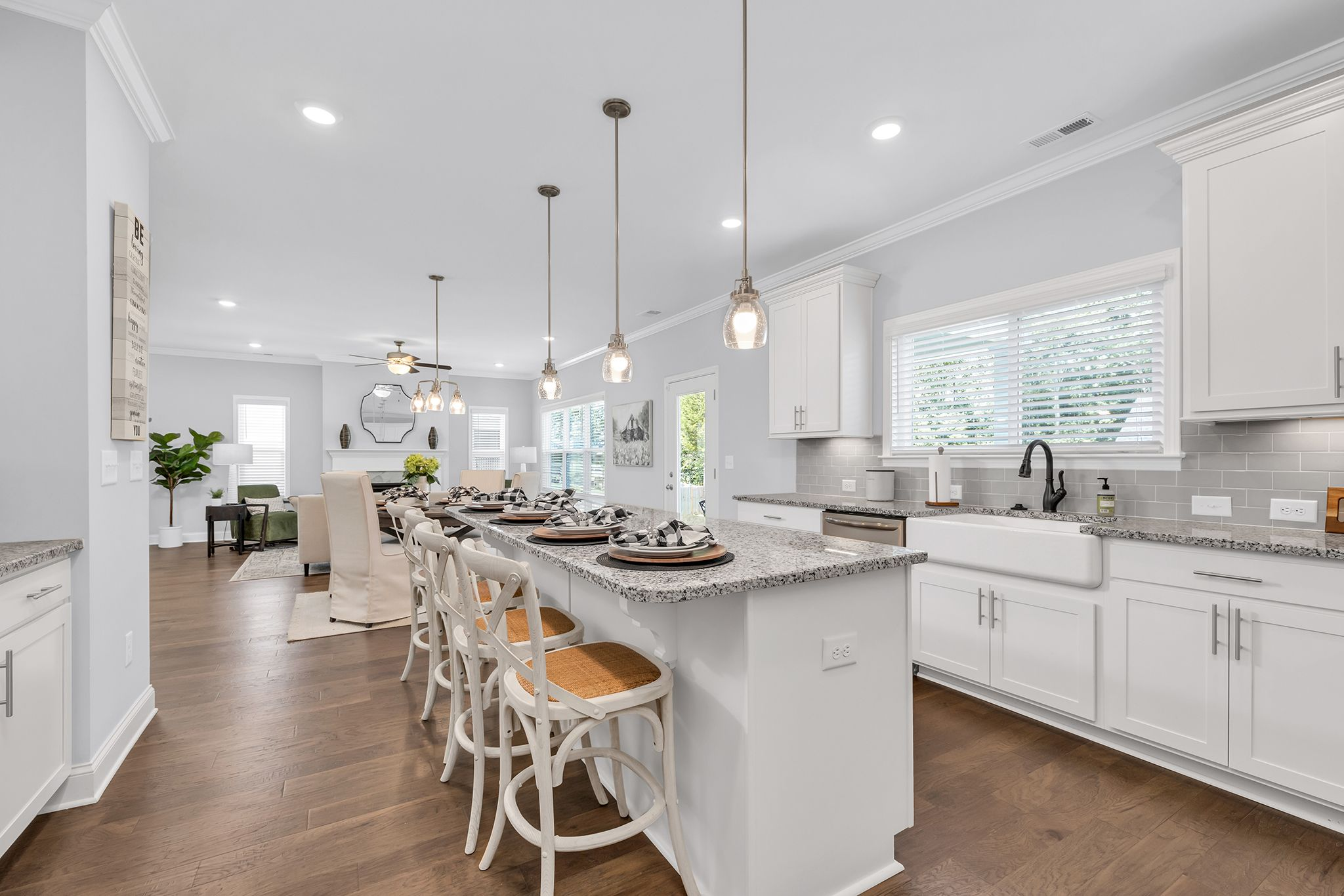 Kitchen featured in The Alexandria By Goodall Homes in Owensboro, KY