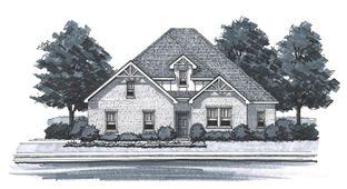 The Loudon - Creek Grove: Huntsville, Alabama - Goodall Homes