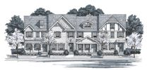 Kensington Downs Townhomes by Goodall Homes in Nashville Tennessee