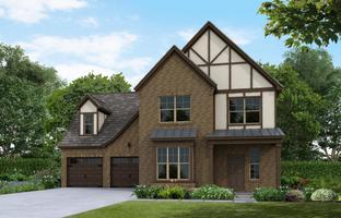 The Cumberland - Nichols Vale: Mount Juliet, Tennessee - Goodall Homes