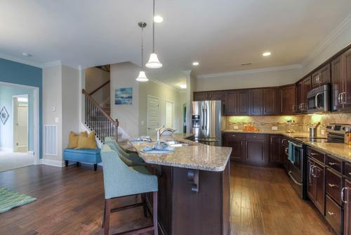 Kitchen-in-The Addison-at-Groves Park-in-Oak Ridge