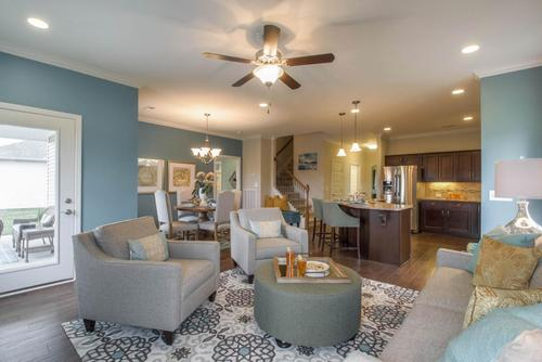Greatroom-and-Dining-in-The Addison-at-Groves Park-in-Oak Ridge