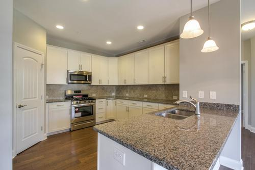 Kitchen-in-The Everleigh Courtyard Cottage-at-The Retreat at Fairvue-in-Gallatin