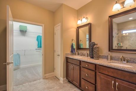 Bathroom-in-The Georgetown-at-The Villas at Weatherstone-in-Knoxville