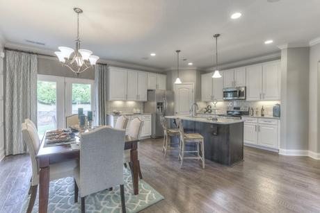 Kitchen-in-The Wellington-at-Clear Lake Meadows-in-Gallatin