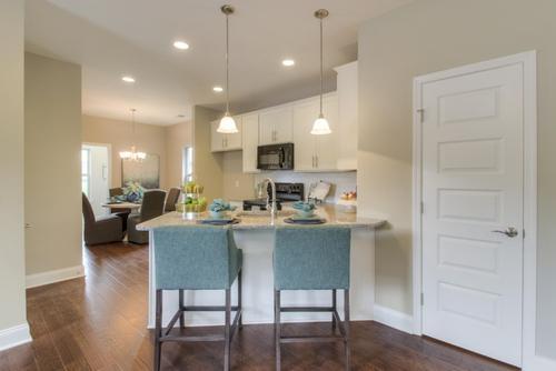 Kitchen-in-The Monroe-at-Groves Park-in-Oak Ridge
