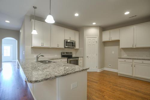 Kitchen-in-The Waverleigh Courtyard Cottage-at-The Cottages of Valleybrook-in-Murfreesboro
