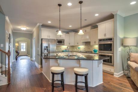 Kitchen-in-The Arlington-at-The Villas at Weatherstone-in-Knoxville