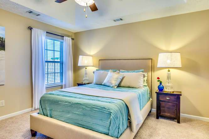 Bedroom featured in The Lilac By Goodwyn Building in Montgomery, AL