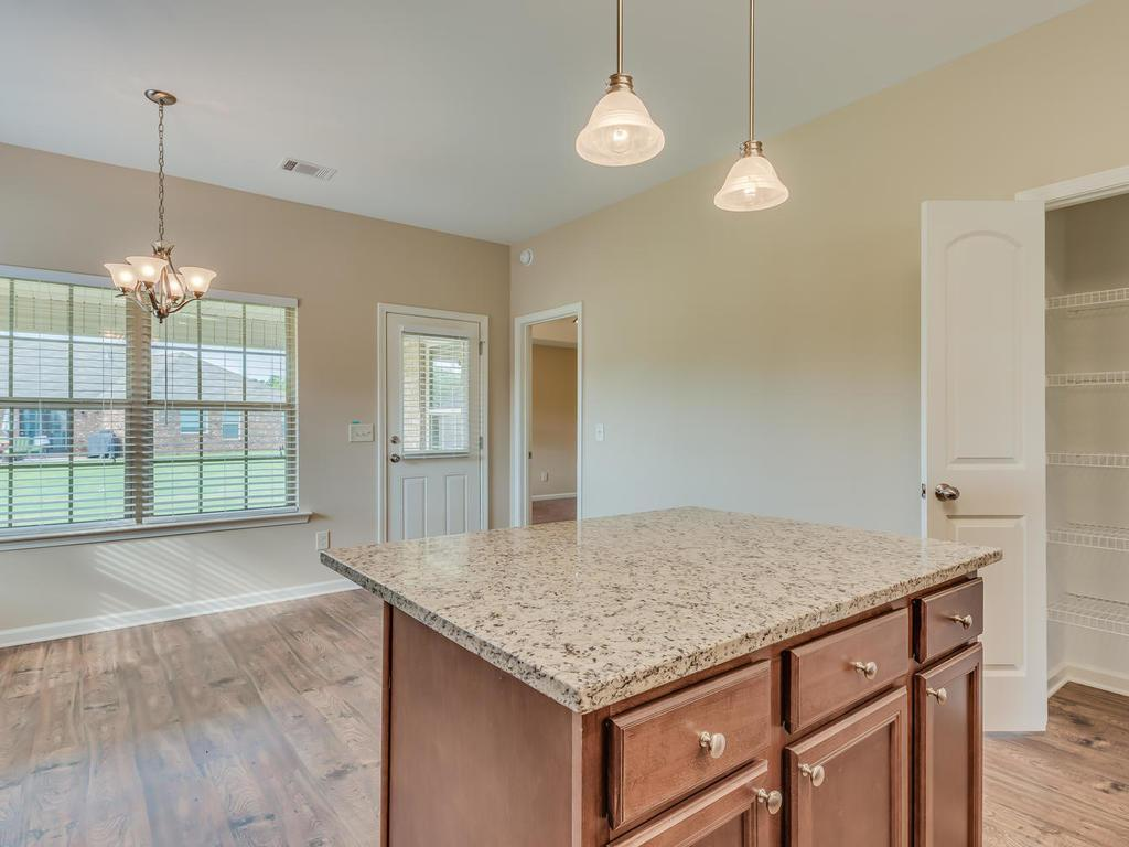Kitchen featured in The Lily By Goodwyn Building in Montgomery, AL