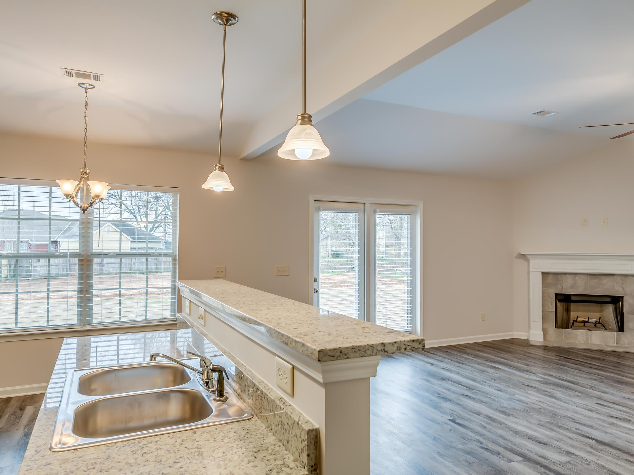 Kitchen featured in the Palmetto By Goodwyn Building in Montgomery, AL