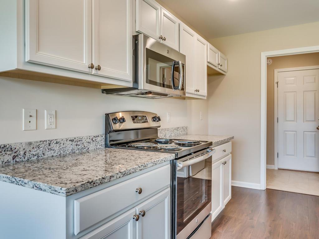 Kitchen featured in The Azalea By Goodwyn Building in Montgomery, AL