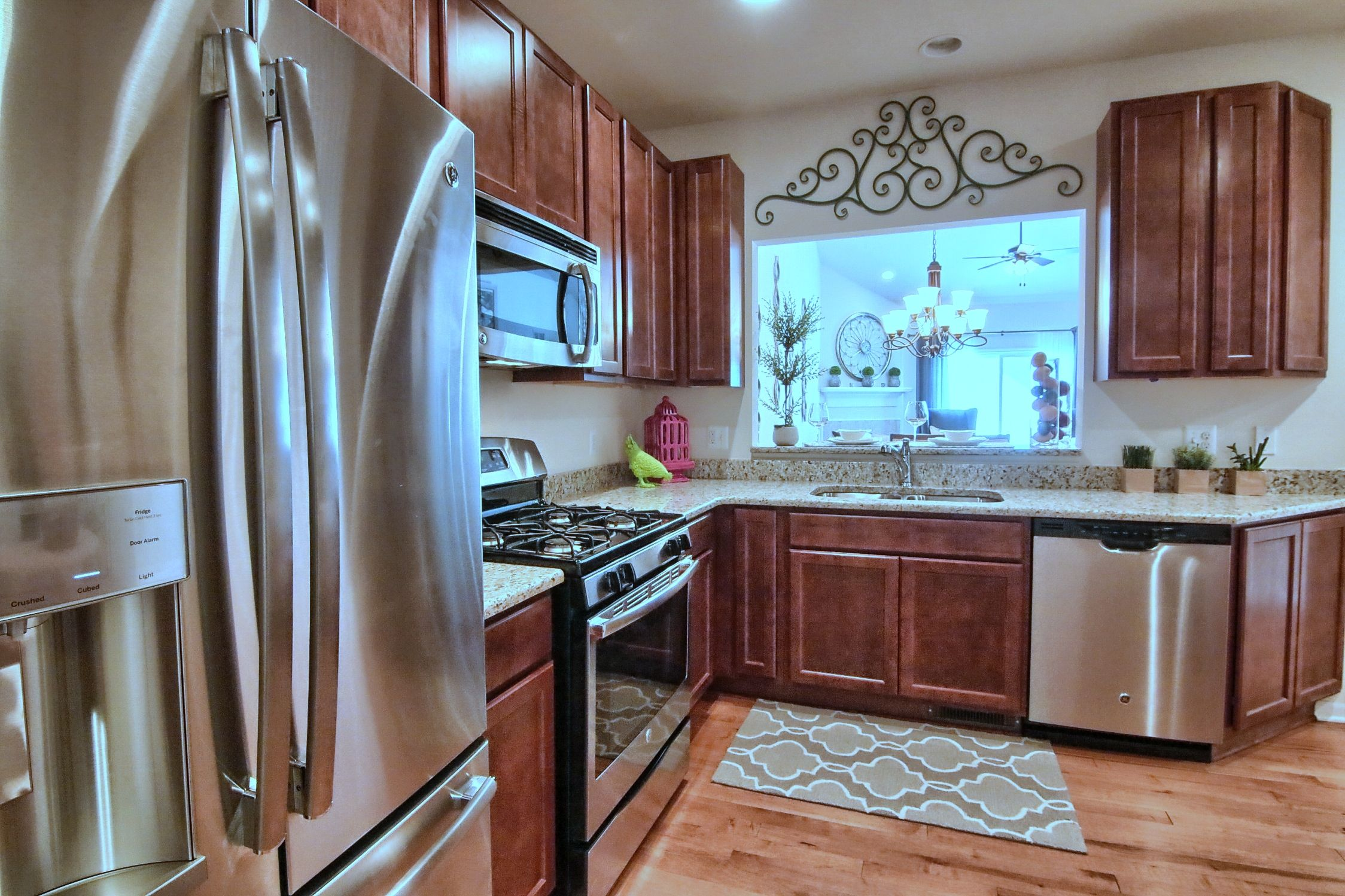 Spacious Kitchen:Photos Are Not Of Actual Condo But Of A Similar Product.