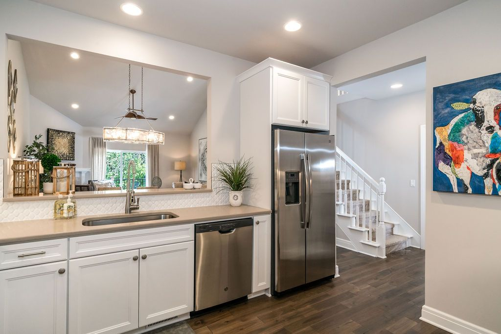 Kitchen featured in the Chatham By Grandview Building Inc. in Detroit, MI