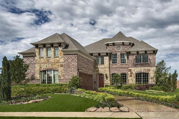 Shiloh Ranch in Mckinney TX New Homes Floor Plans by Grand Homes – Grand Homes Floor Plans