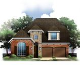 Dominion of Pleasant Valley by Grand Homes in Dallas Texas