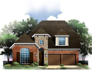 Abernathy - Dominion of Pleasant Valley: Wylie, Texas - Grand Homes