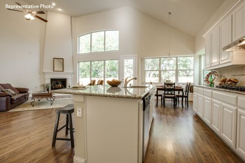 Kitchen-in-Gentry-at-Jackson Meadows-in-Sachse