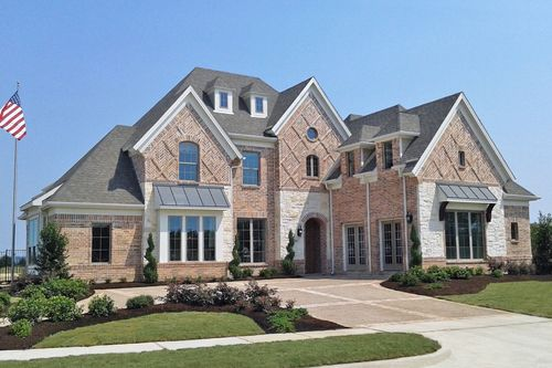 Las Brisas At Mira Lagos By Grand Homes In Dallas Texas