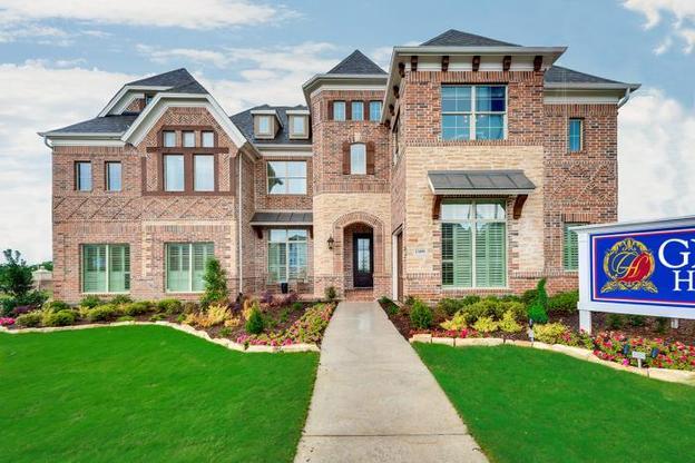 Miramonte Plan, Frisco, Texas 75035