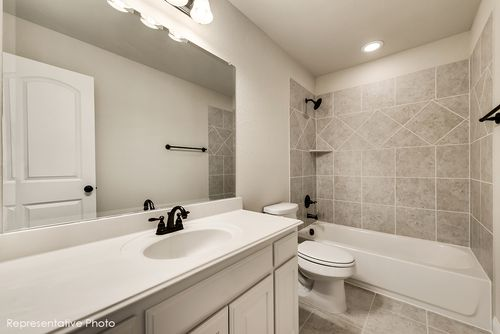 Bathroom-in-Balmoral II-at-Savannah - Oglethorpe Village-in-Savannah