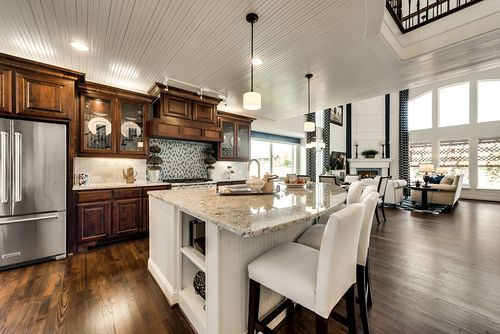 Kitchen-in-Grand Martinique-at-Frisco Hills-in-Little Elm