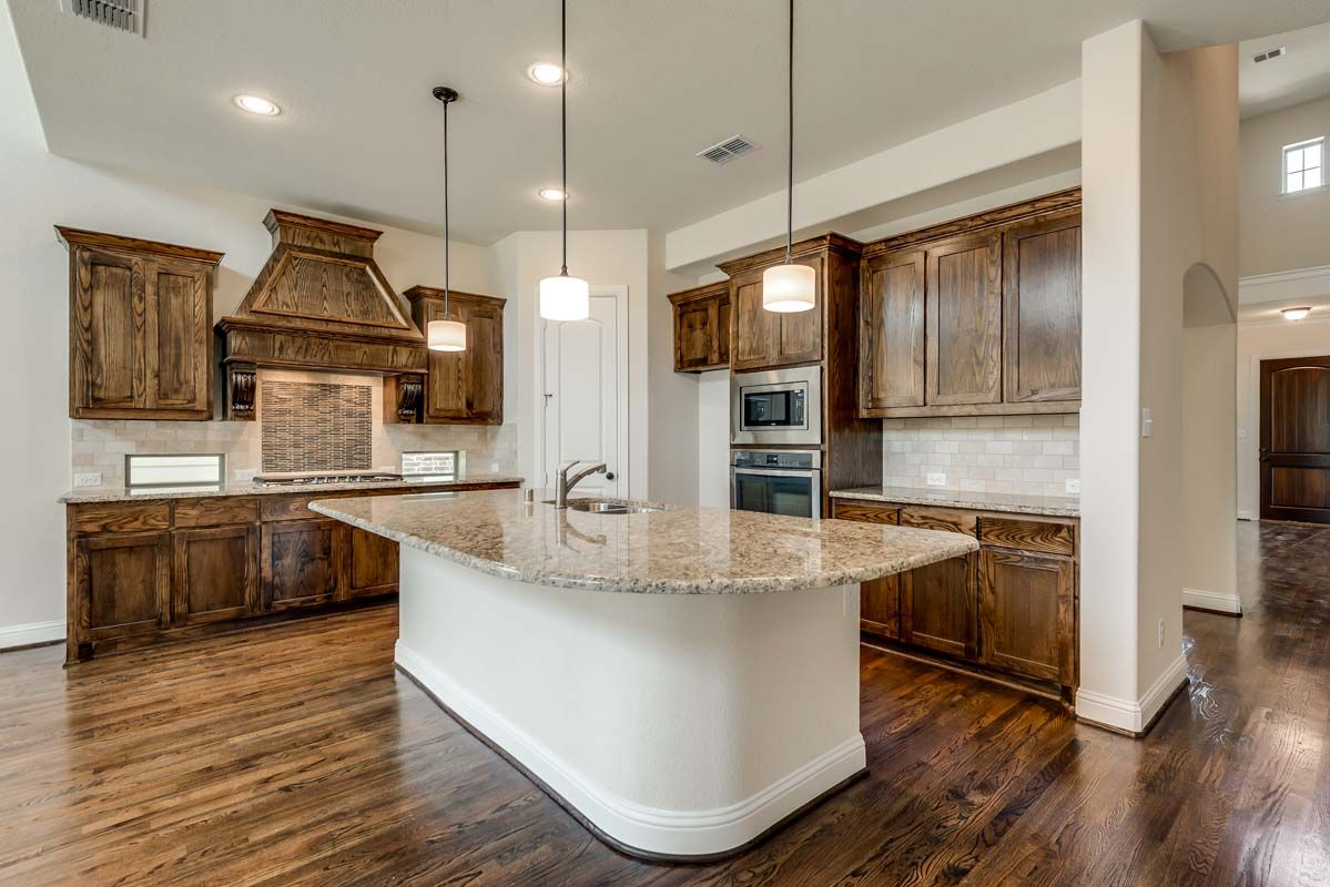 Kitchen-in-Grand Forest II-at-Silverleaf Estates-in-Irving