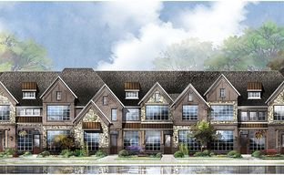 Lake Forest Townhomes by Grand Homes in Dallas Texas