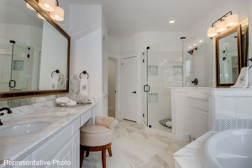 Bathroom-in-Grand Emerald III-at-Savannah - Oglethorpe Village-in-Savannah