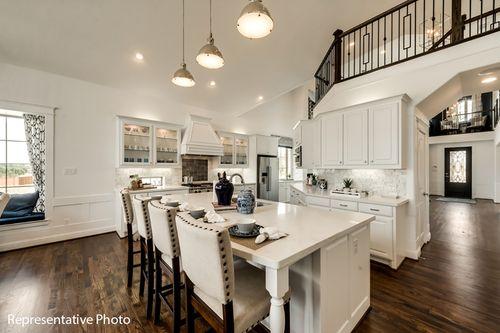 Kitchen-in-Grand Alexandria-at-Frisco Hills-in-Little Elm