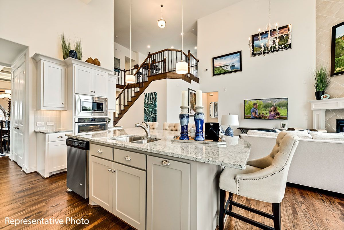 Kitchen-in-Alexandria II - 186-at-Westminster at Craig Ranch-in-McKinney