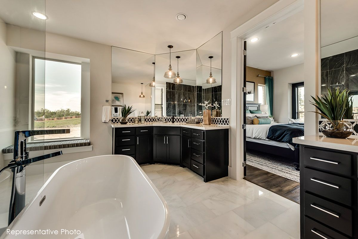 Kitchen-in-Grand Martinique - 186-at-Westminster at Craig Ranch-in-McKinney