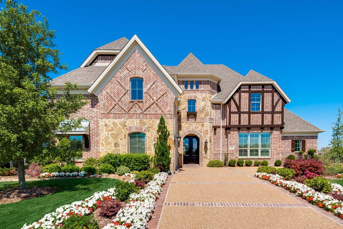 'Bower Ranch' by Grand Homes in Fort Worth
