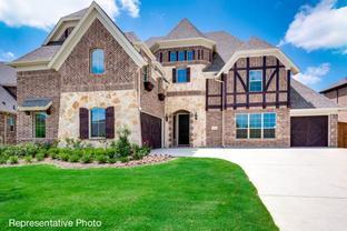 Downton Abbey - 3rd Car Garage - Bower Ranch: Mansfield, Texas - Grand Homes