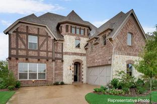 Downton Abbey - Lake Forest: McKinney, Texas - Grand Homes