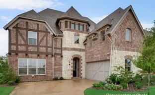 Lakes at Legacy by Grand Homes in Dallas Texas