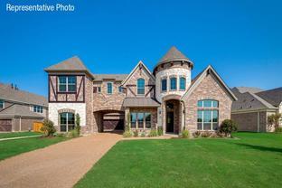 Evergreen - South Pointe: Mansfield, Texas - Grand Homes