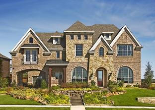 Grand Ashford - South Pointe: Mansfield, Texas - Grand Homes