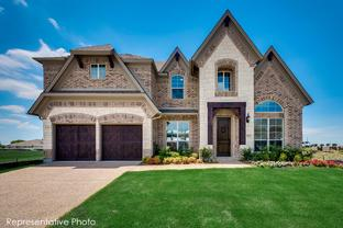 Grand Bluffview II - South Pointe: Mansfield, Texas - Grand Homes