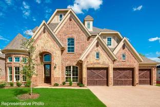 Grand Emerald III - 3rd Car Garage - Bower Ranch: Mansfield, Texas - Grand Homes