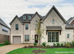 Hartford - Cedar Ridge Estates: Grand Prairie, Texas - Grand Homes
