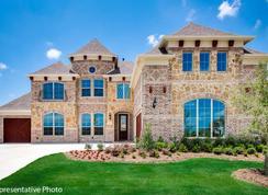 Hartford - 3rd Car Garage - Bower Ranch: Mansfield, Texas - Grand Homes